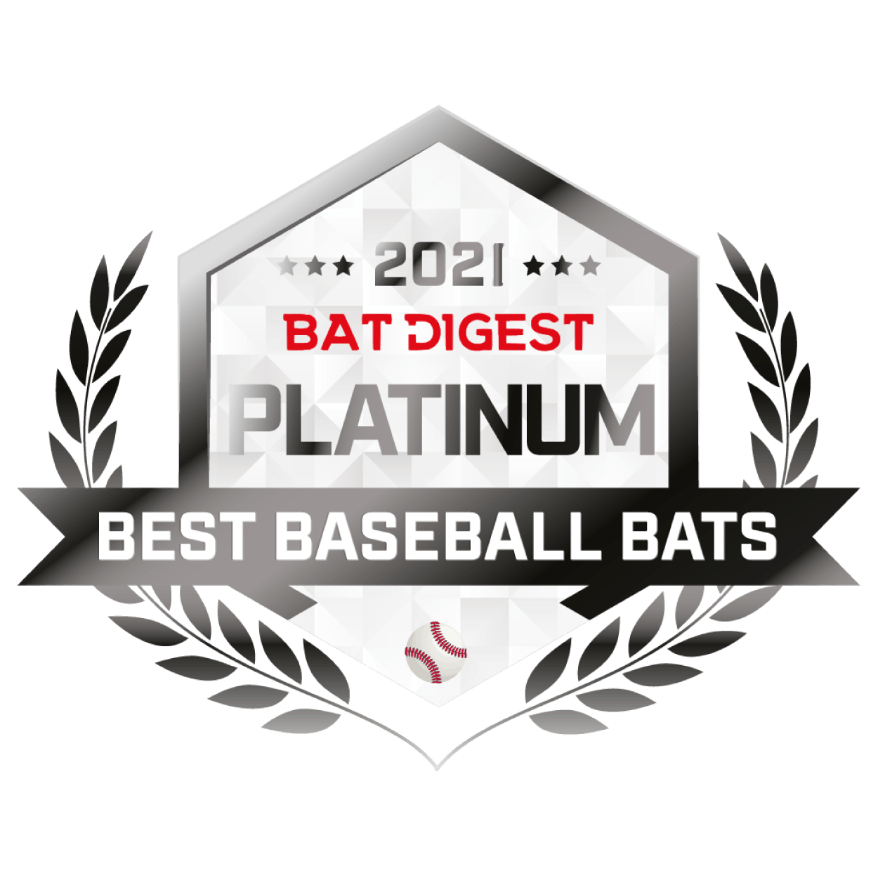 best bats platinum award