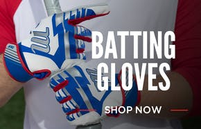 All-New Batting Gloves