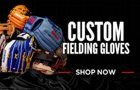 Custom Fielding Gloves