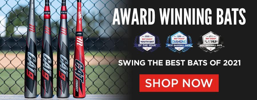 shop our award winning bats